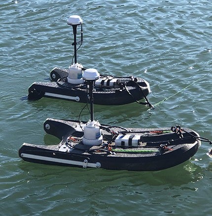 Remote Control and Tethered Boats
