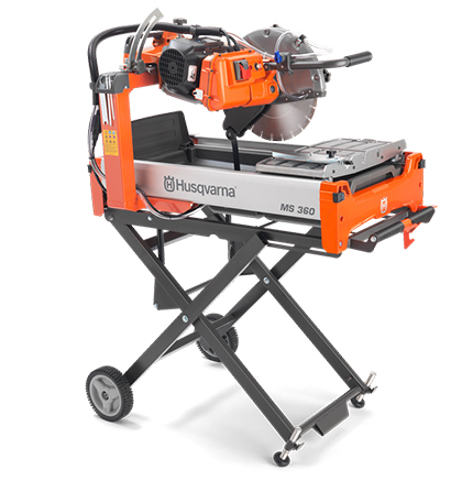 Guardmatic MS 610 Husqvarna Gaurdmatic TS 510 Masonry Saw [G-B11-MS610]